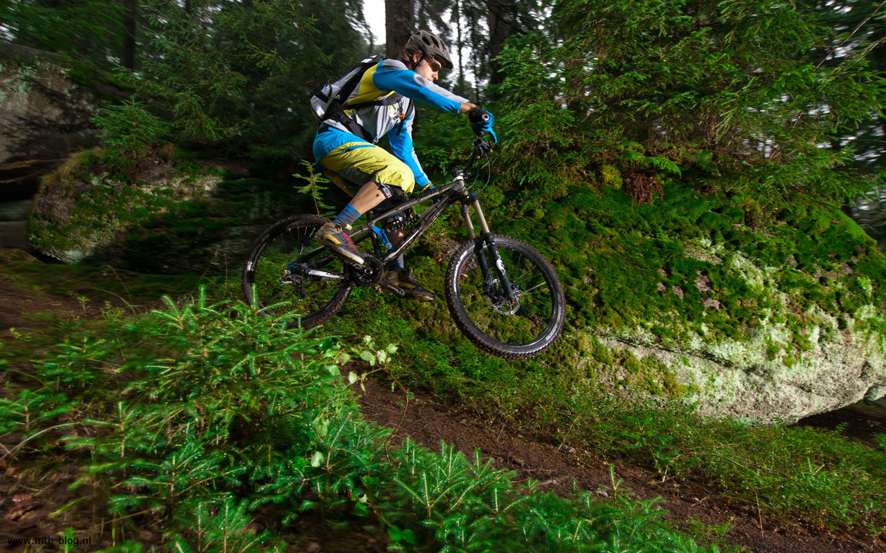 Mountain bike – Introduktions kursus