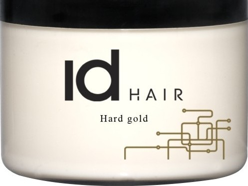 Id Hair voks – Hard Gold